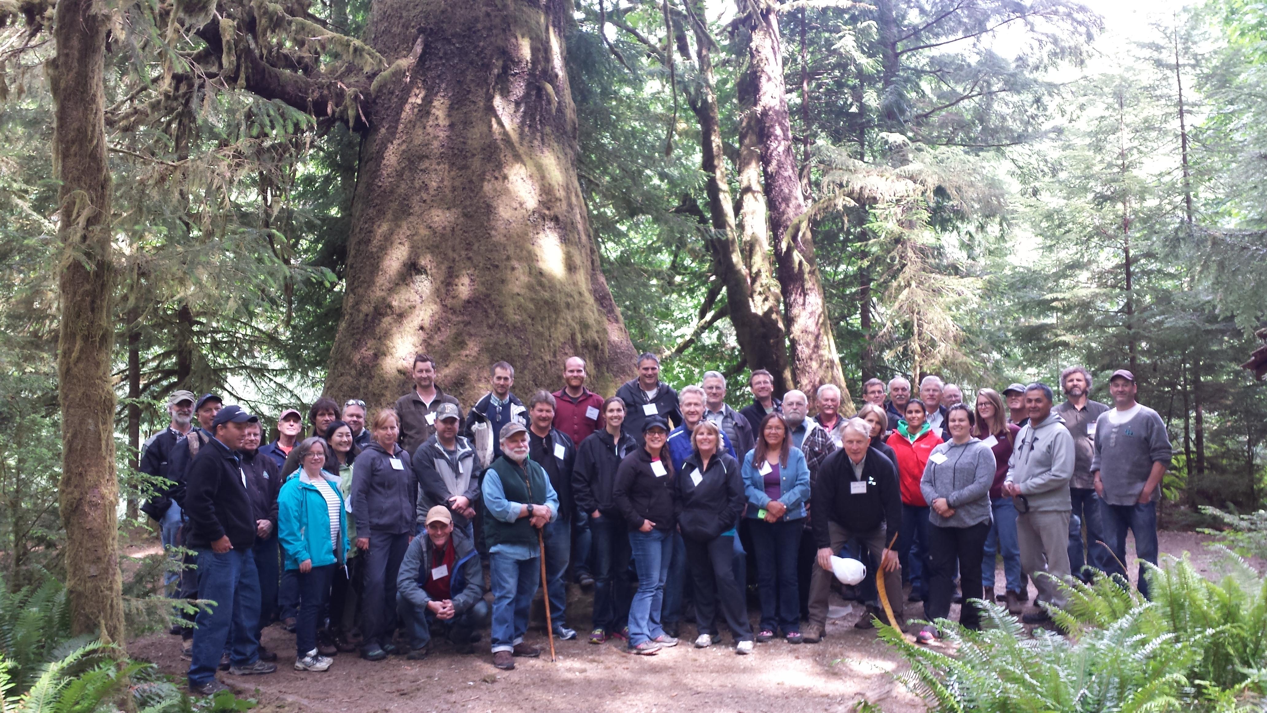 Jen group field trip